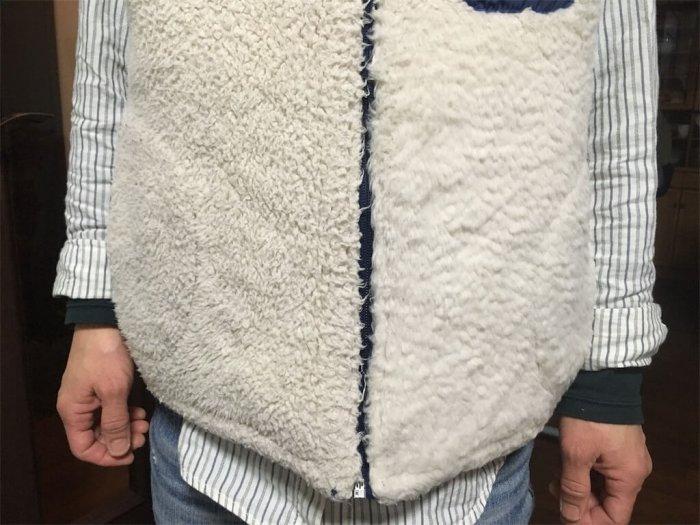 スリッカーブラシで生き返ったのが一目瞭然のジャケット